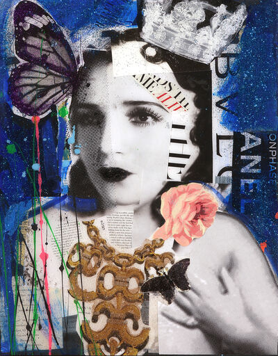 Holly Suzanne Rader, 'Madam Butterfly', 2014