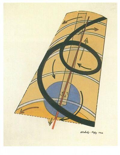 László Moholy-Nagy, 'Nagy-Kinetisch', 1989