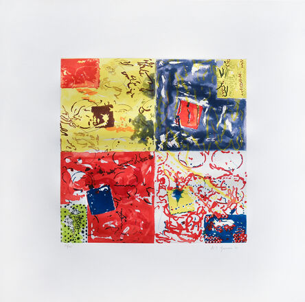 Nancy Graves, 'Four times four', 1981