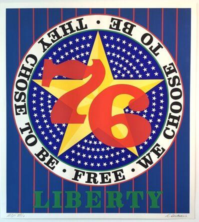 Robert Indiana, 'Liberty '76'