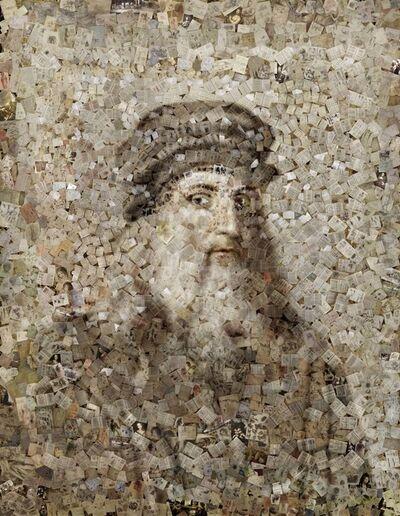 Jean-François Rauzier, 'Leonardo', 2019