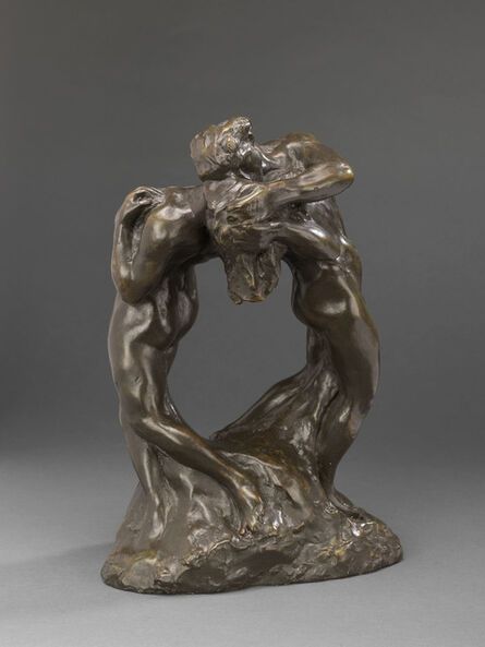 CHARLES RICKETTS, 'Orpheus & Eurydice', ca. 1906