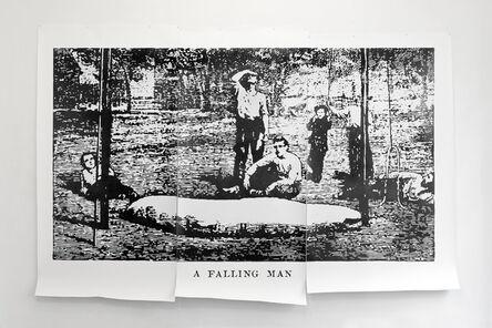 Nuno Sousa Vieira, 'A Falling Man', 2013