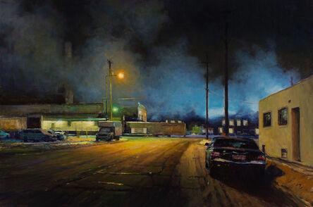 Carl Bretzke, 'Night Factory', 2017