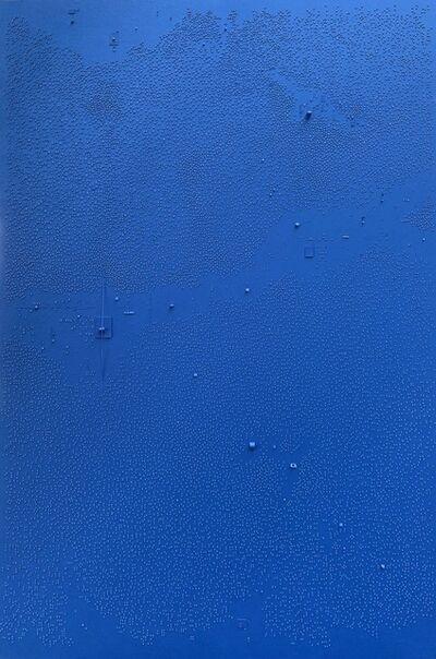 Marco Maggi, 'Detailing Blue', 2020