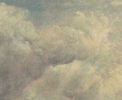 John Constable, 'Cloud Study', ca. 1821