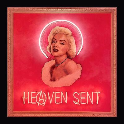 Illuminati Neon, 'Marilyn the Angel', 2020