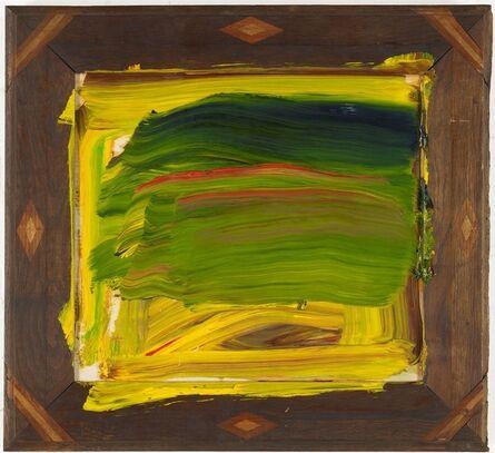 Howard Hodgkin, 'Jungle', 2011-2012