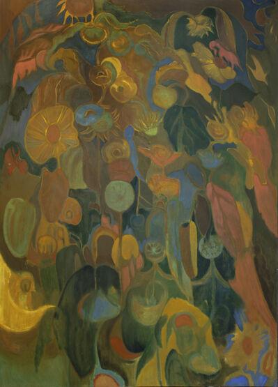 Darby Milbrath, 'Night Garden', 2020