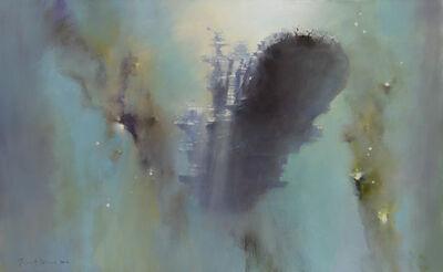 John Harris, 'Climbing to the Light', 2016