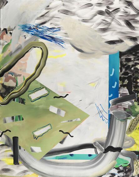 Pepe Prieto, 'I Guess It's the Blues', 2015