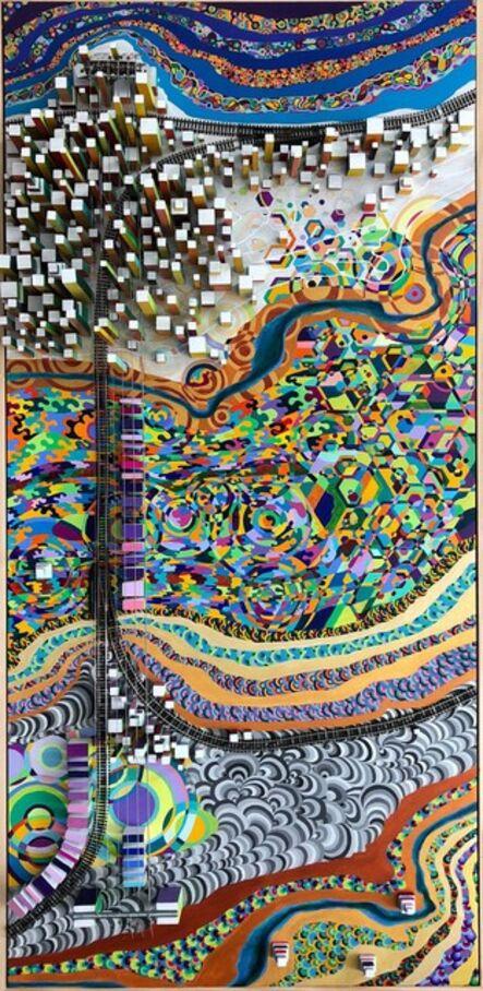 Andrew Chalfen, 'Vibration Lands', 2018