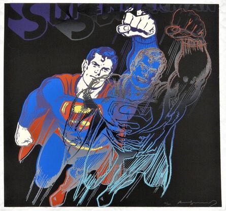 Andy Warhol, 'Myths: Superman', 1981