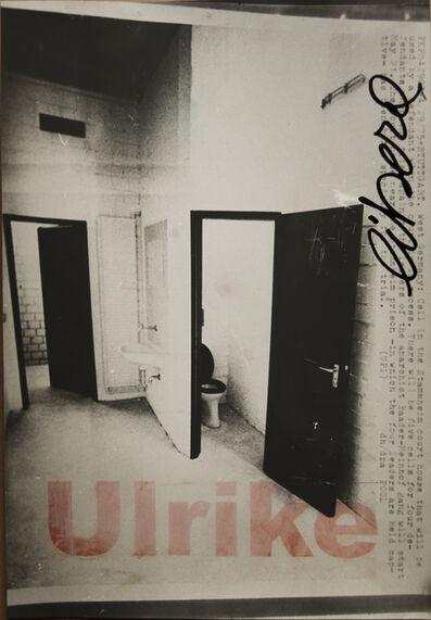Libera Mazzoleni, 'La cella 2', 1975