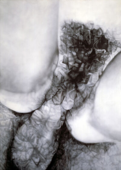 Betty Tompkins, 'Fuck painting #7', 1973