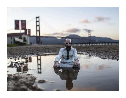 Isaac Cordal, 'Yogui. San Francisco, CA EEUU', 2013
