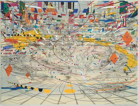 Julie Mehretu, 'Stadia II', 2004