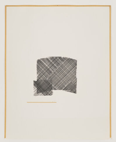 Ed Moses, 'Untitled', 1975