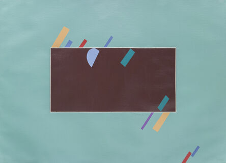 Carole Eisner, 'Stelli', 1980