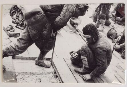 Alexander Rodchenko, 'The Belomor Channel, Construction of the Lock', 1933