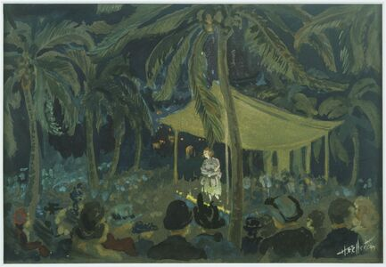 Homer E. Ellertson, 'The Encore', between 1925 and 1935