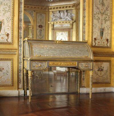 'Petit secretaire du boudoir d'argent (Small silver secretary boudoir)', 1786