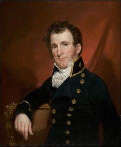 John Wesley Jarvis, 'Portrait of William Sinclair', ca. 1815
