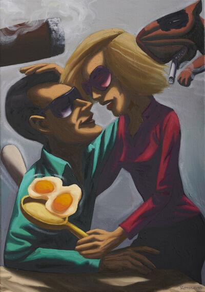Roman Djuranovic, 'Poached egg', 2019