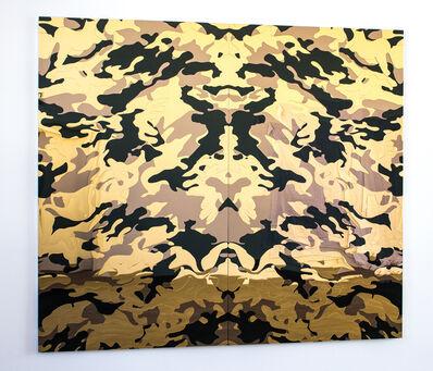 Paul Hosking, 'Mimic (Gold)', 2014