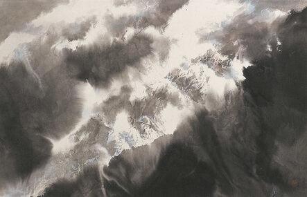 Chui Tze Hung, 'Dramatic Lighting 山光', 2013