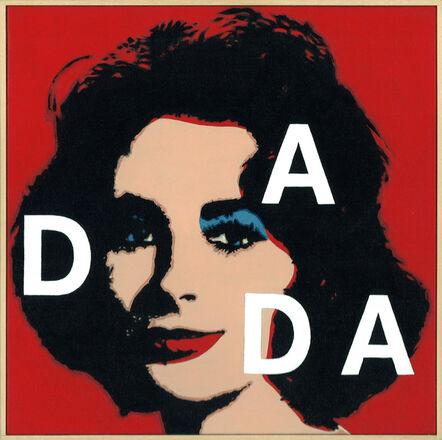 "Richard Pettibone, 'Andy Warhol, ""Liz"", 1965, Dada(#2)', 2002"