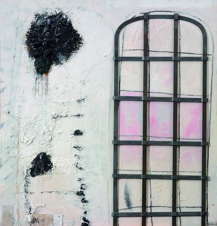 John Blackburn, 'Two Forms in Progress', 2013