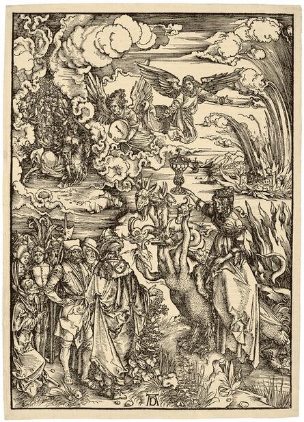 Albrecht Dürer, 'The Babylonian Whore', ca. 1496-98