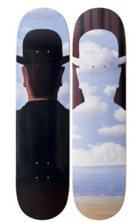 René Magritte, 'Décalcomanie ', 2018
