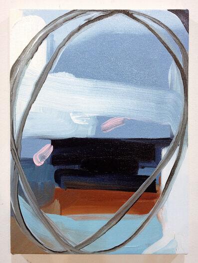 Heather Guertin, 'Outdoor Architecture, Blue', 2014