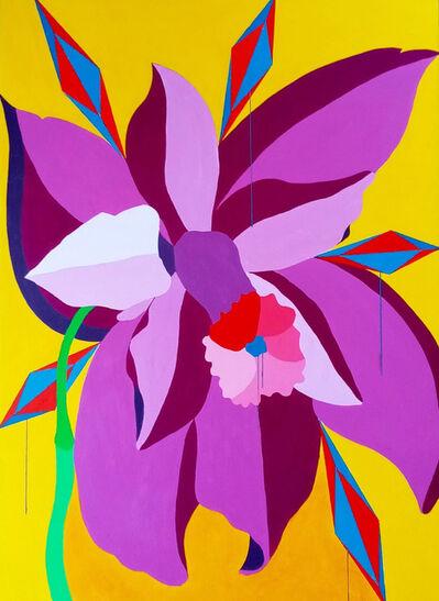 Tancredi Fornasetti, 'Orchidea (Orchid)', 2020