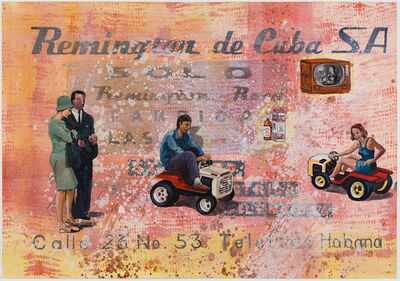 Douglas Perez Castro, 'Vedado (No. 11)', 2006