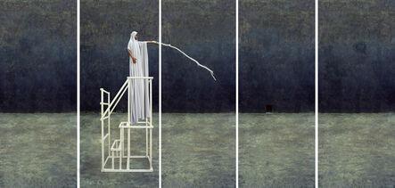 Maïmouna Guerresi, 'Kadija's Minbar', 2016