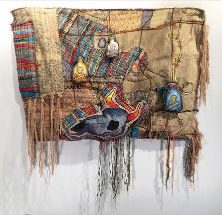 Juliet Martin, 'Textile Sculpture: 'Overdose'', 2019