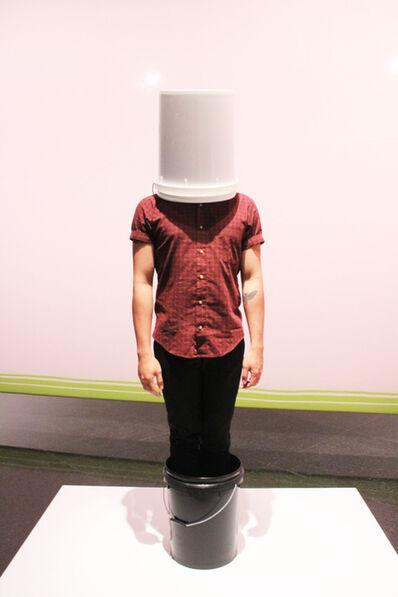 Erwin Wurm, 'Untitled (Double Bucket)', 1999