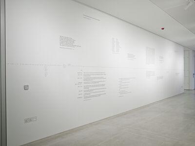 Edmund de Waal, 'untitled', 2014