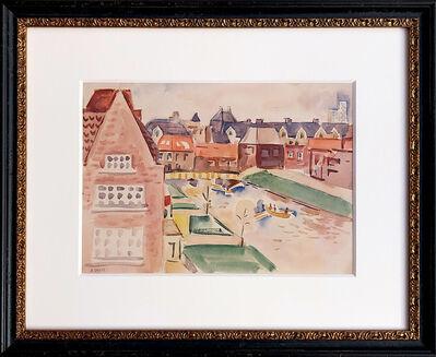 André Lhote, 'BRUGES', 1922