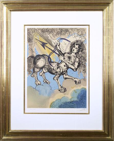 Salvador Dalí, 'Signs of the Zodiac: Sagittarius', 1967