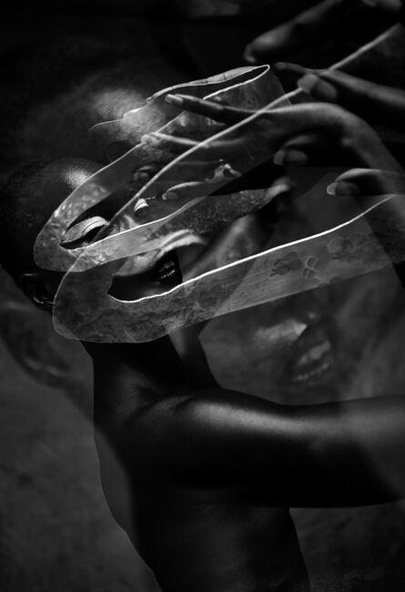 """Alex Korolkovas, 'Framed Black and White photograph by Alex Korolkovas """"Eves #13""""', 2018"""