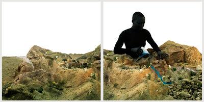 Otobong Nkanga, 'Alterscape stories : Spilling Waste', 2006-2014