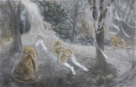 Noda Hitomi, 'Waterfall', 2016