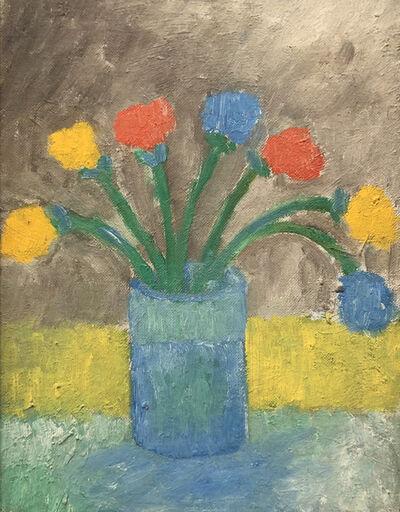 Jan Müller (1922-1958), 'Afternoon Flowers', 1956