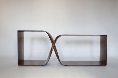 Carol Egan, 'Sculptural Hand Carved Freestanding Console', 2015