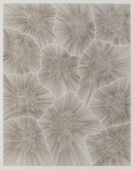James Siena, 'Upside Down Devil Variation', 2004