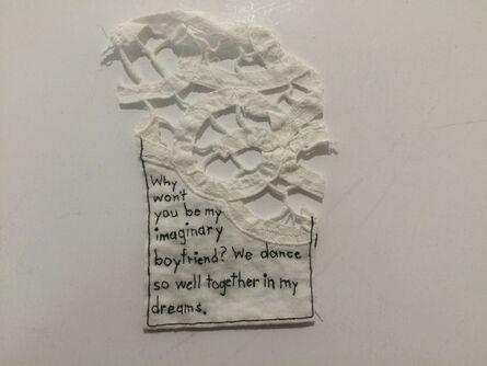 Iviva Olenick, 'Imaginary boyfriend', 2015